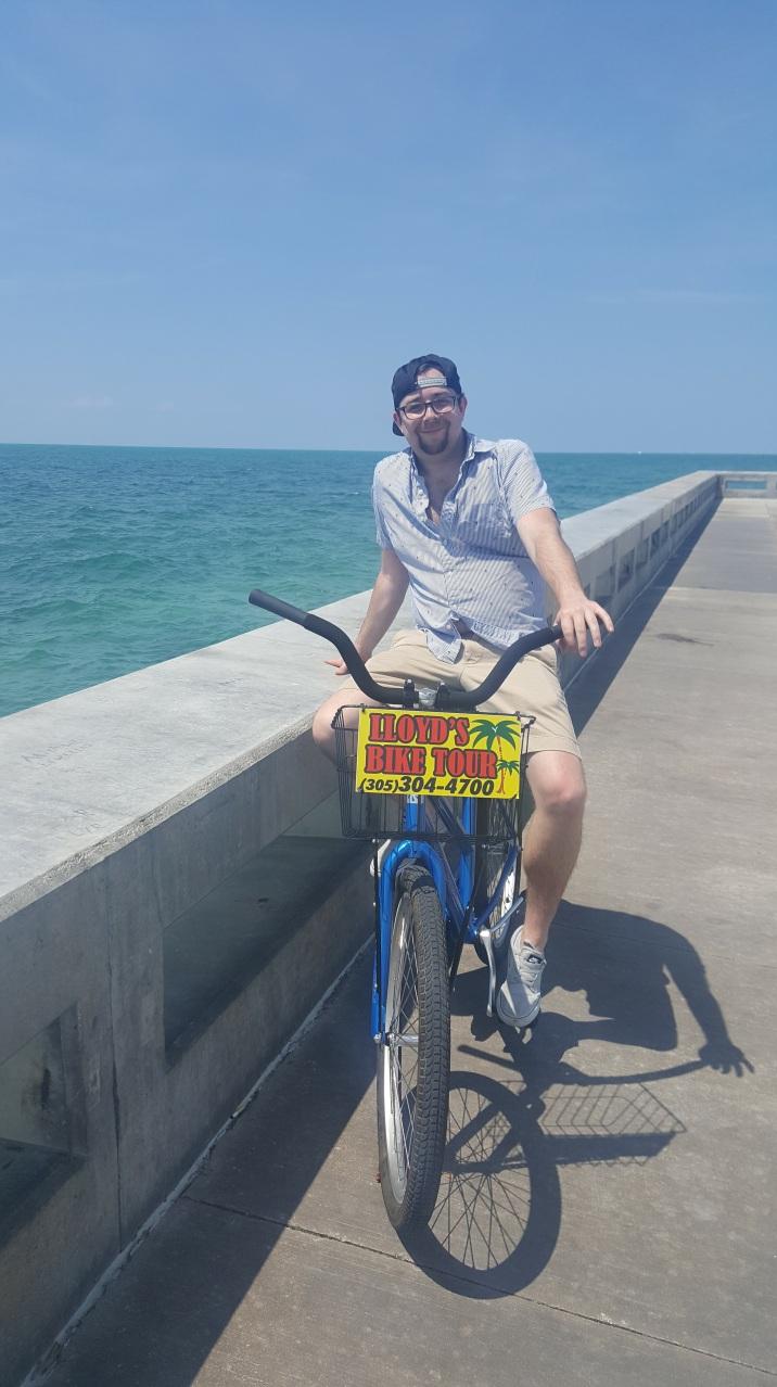 Shutting Down the Bike Tour
