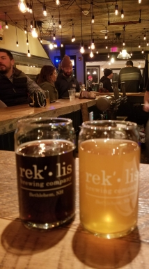 Reklis Brewing