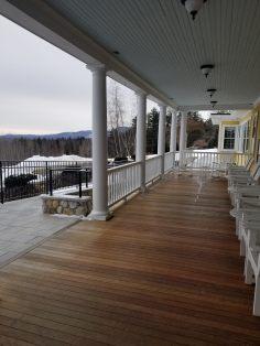 Mountain View Grand Farmers Porch