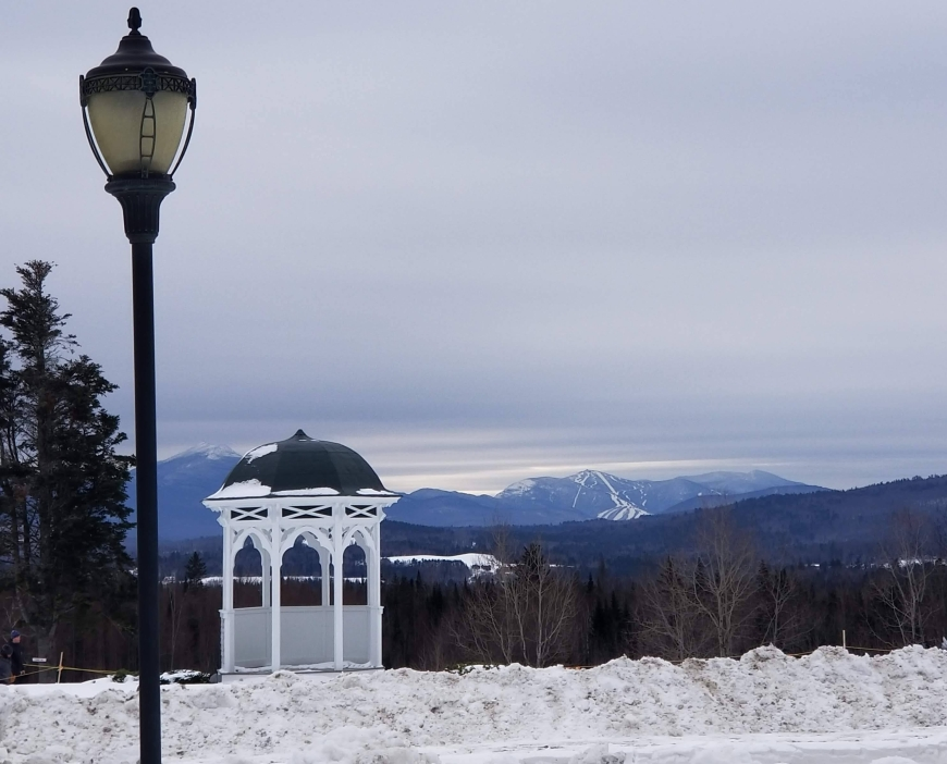 Mountain View Grand Gazebo