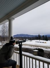 Mountain View Grand Porch