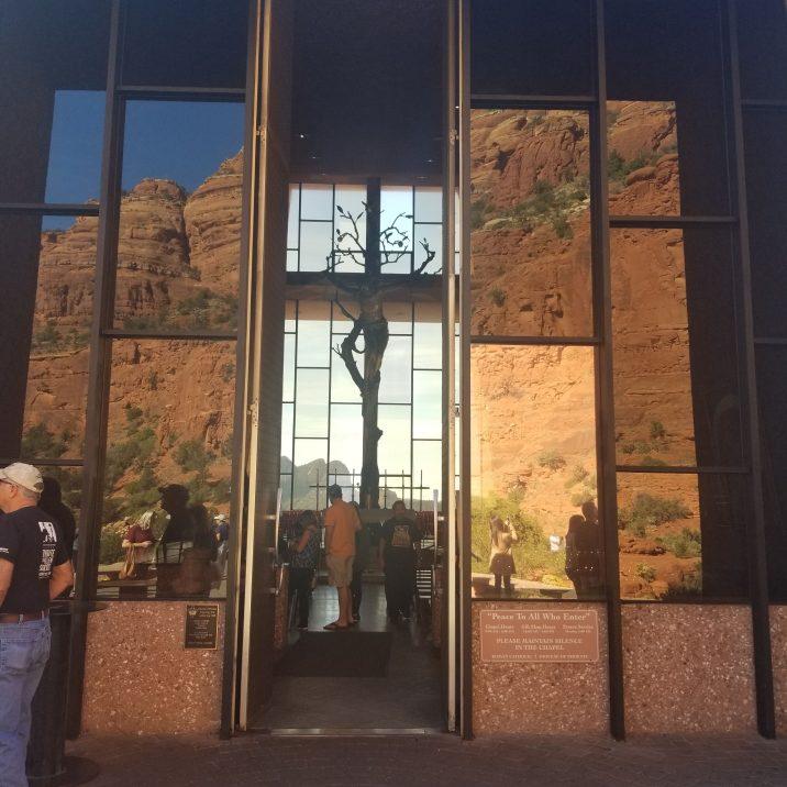 Holy Cross Chapel - Sedona, Arizona