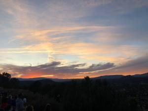sunset-airport-mesa-sedona-arizona