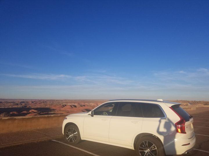Volvo-X60-Painted-Desert