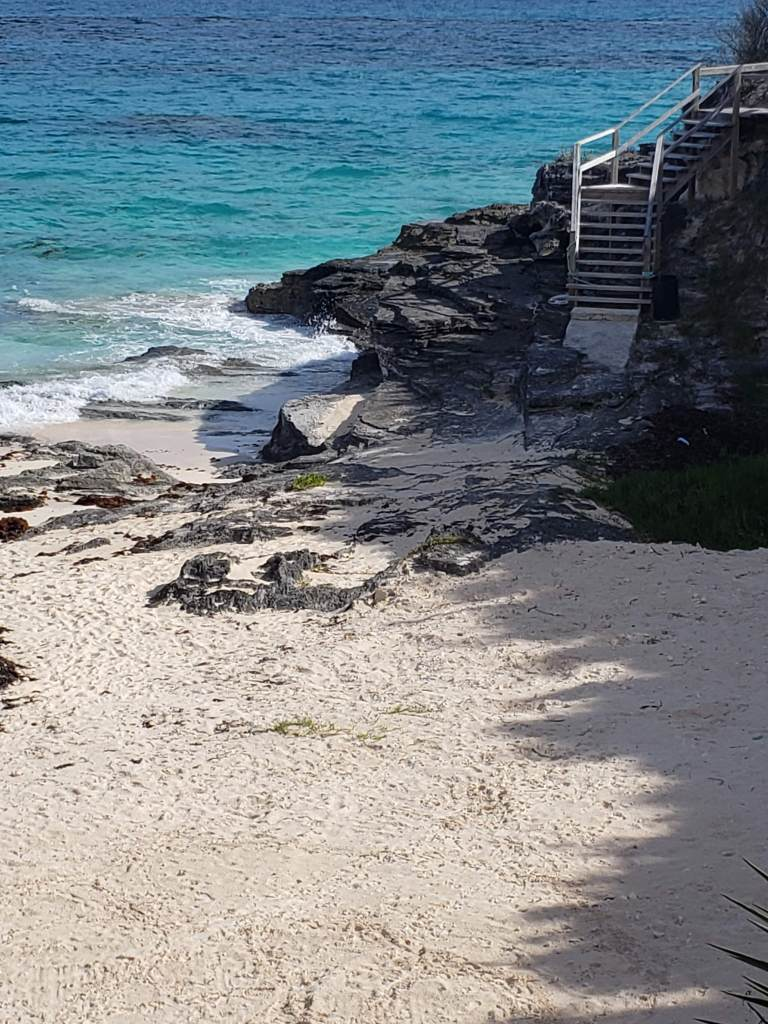 staircase-marley-beach-bermuda-warwick